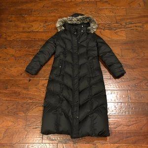 Women's London Fog puffer jacket size medium